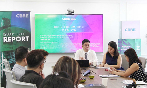 CBRE Việt Nam: Nguồn cung BĐS TP.HCM quý 2-2019 giảm kỷ lục, giá bán tăng vọt
