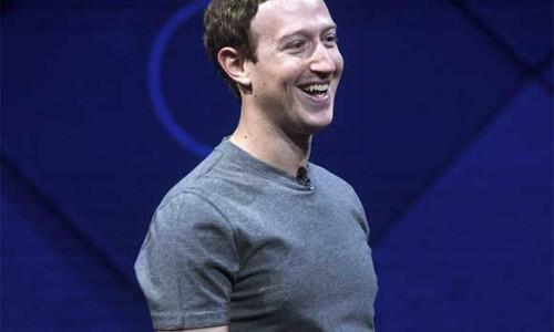 36 tuổi, Mark Zuckerberg chỉ mất hơn 1 giờ để kiếm được số tiền một người cả đời mới làm được