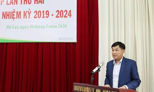 """""""Vua hàng hiệu"""" Johnathan Hạnh Nguyễn được bổ nhiệm tiếp tục là Thành viên Hội đồng Trường Đại học Đà Lạt nhiệm kỳ 2019 -2024"""