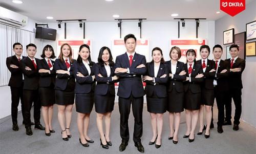 DKRA Vietnam được vinh danh Top 5 công ty tư vấn & môi giới bất động sán Việt Nam uy tín năm 2020