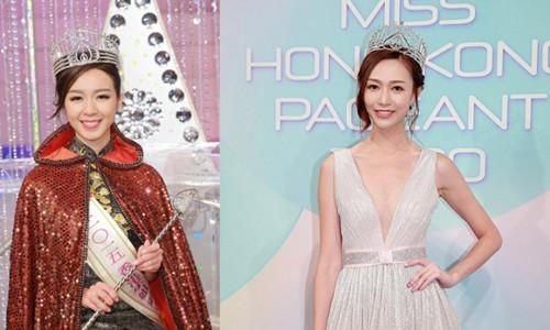 Vương miện Hoa hậu Hong Kong mất giá