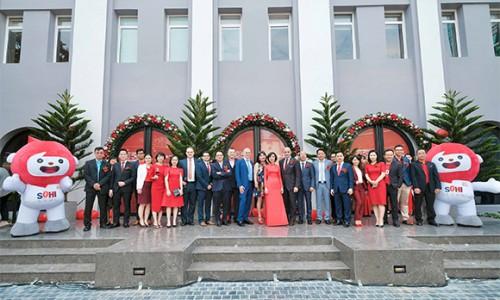 Generali Việt Nam khai trương Generali Plaza – Văn phòng Trụ sở chính mới tại TP.HCM