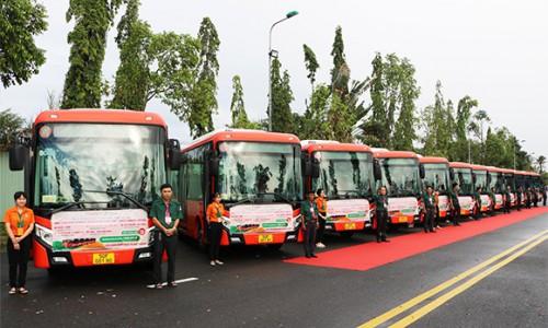 Công ty Phương Trang được vinh danh Top 5 công ty uy tín ngành vận tải và logistic