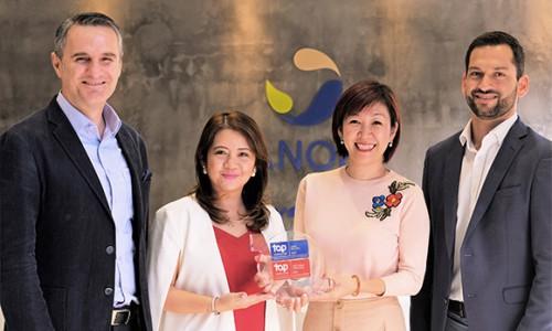 """Năm thứ 3 liên tiếp, Sanofi Việt Nam được vinh danh là """"Nhà tuyển dụng hàng đầu"""" ở Giải thưởng Nhân sự uy tín toàn cầu"""