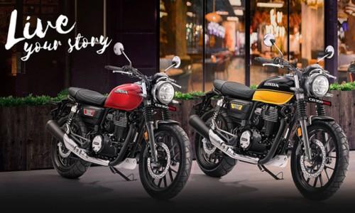 Honda CB350RS hoàn toàn mới được ra mắt