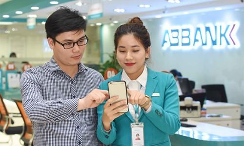 Miễn phí sử dụng dịch vụ ngân hàng số AB Ditizen đến hết năm 2021