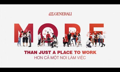 """Generali Việt Nam triển khai chiến lược nhân sự """"Hơn cả một nơi làm việc"""""""