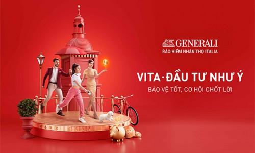 """Generali Việt Nam ra mắt sản phẩm đặc biệt """"VITA – Đầu Tư Như Ý"""""""