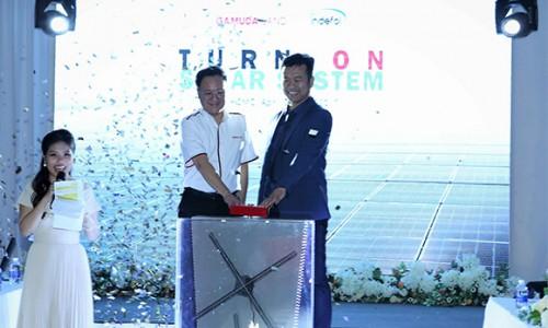 Gamuda Land chính thức kích hoạt hệ thống điện mặt trời cho khu phức hợp thể thao lớn nhất phía tây Sài Gòn