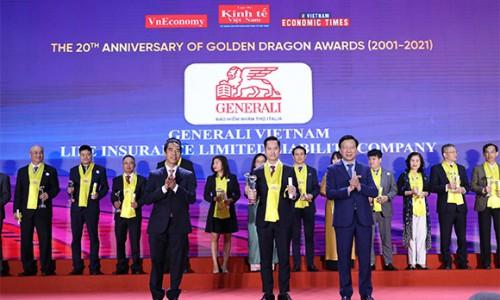 Generali Việt Nam khẳng định vị thế dẫn đầu về bảo hiểm sức khỏe và trải nghiệm khách hàng