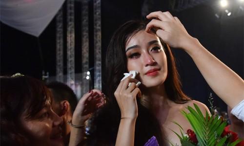 Sau 4 năm, Huyền My nói vì sao khóc trong đêm chung kết hoa hậu