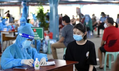 Điều kiện để F0 ở TP.HCM tự điều trị tại nhà được cấp thẻ xanh