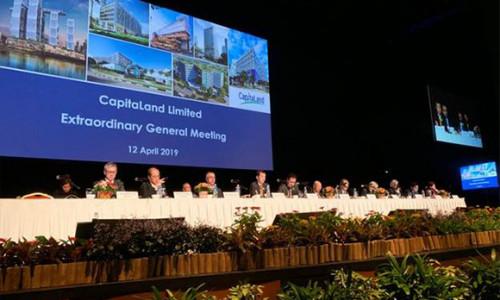 Hoàn tất sáp nhập Ascendas-Singbridge, CapitaLand chính thức trở thành tập đoàn bất động sản đa ngành hàng đầu Châu Á