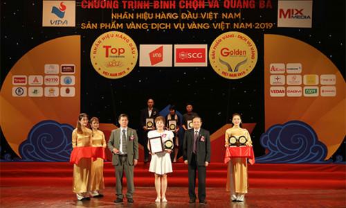 """Tập đoàn Liên Thái Bình Dương - IPPG lọt """"Top 50 nhãn hiệu hàng đầu Việt Nam năm 2019"""""""
