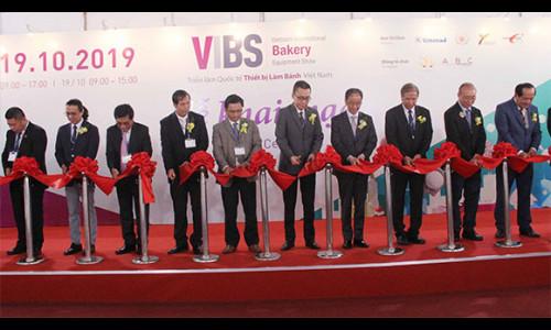 Chính thức diễn ra VIBS 2019 - Triển lãm thiết bị làm bánh chuyên nghiệp