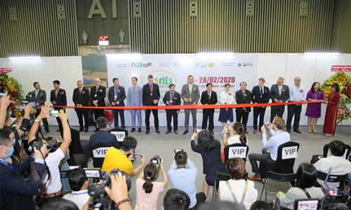 Triển lãm HortEx Vietnam 2020 chính thức diễn ra tại TPHCM