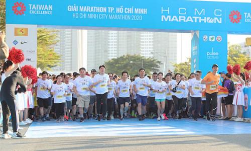 Taiwan Excellence lần thứ 6 đồng hành cùng giải Marathon TPHCM