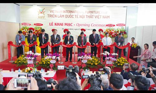 Chính thức diễn ra Triển lãm nội thất quốc tế Việt Nam – VIFF 2019