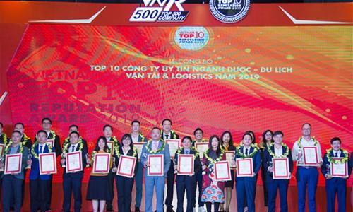 BenThanh Tourist lọt top 3 công ty du lịch Việt Nam uy tín năm 2019