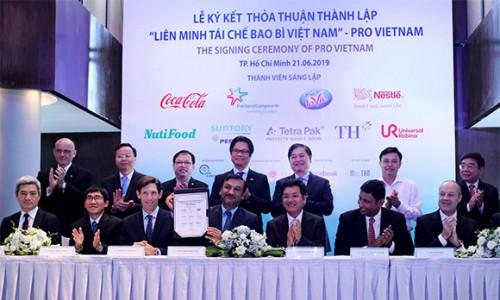 Tetra Pak được vinh danh Top 10 doanh nghiệp bền vững ngành sản xuất