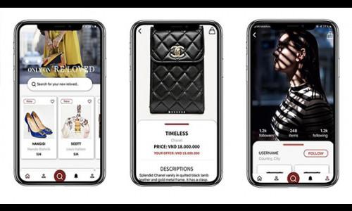 RE.LOVED ra mắt ứng dụng thương mại phụ kiện thời trang pre-owned tại Việt Nam