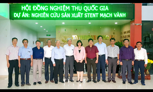 Việt Nam sản xuất thành công Stent phủ thuốc và bóng nong mạch hỗ trợ điều trị các bệnh tim mạch