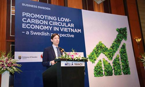 Tetra Pak và hành trình tiến đến nền kinh tế tuần hoàn, ít phát thải carbon