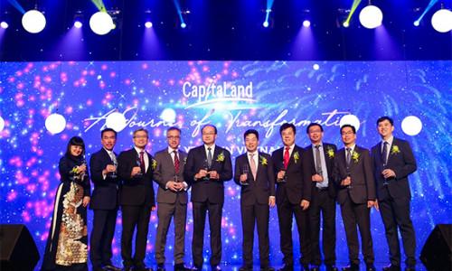 CapitaLand kỷ niệm 25 năm có mặt tại Việt Nam