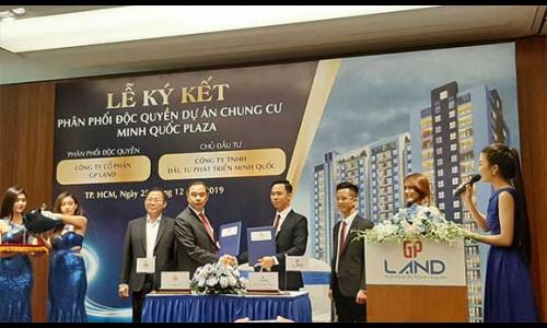 """Chủ đầu tư Minh Quốc """"bắt tay"""" GP Land phát triển dự án tại Bình Dương"""