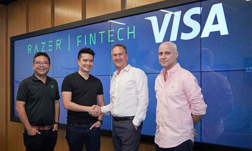 Visa 'bắt tay' Razer mang đến sự chuyển mình phương thức thanh toán của ngành công nghiệp game