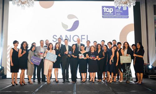 Sanofi Việt Nam lần thứ 2 liên tiếp được vinh danh là nhà tuyển dụng hàng đầu