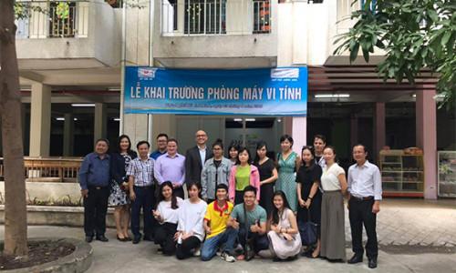 Savills Việt Nam ký hợp tác với AMA Education Foundation triển khai các chương trình cộng đồng lĩnh vực giáo dục và đào tạo