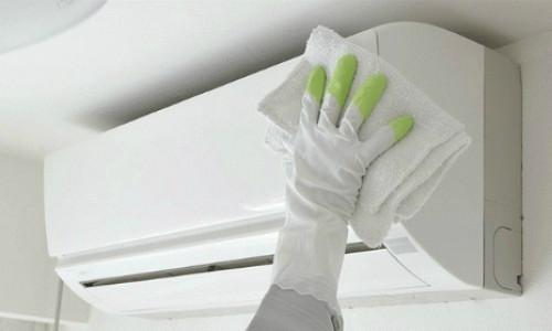Ba bước vệ sinh dàn lạnh điều hòa mà không cần gọi thợ