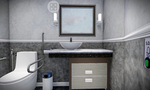 Bình Dương cho xây 300 nhà vệ sinh '5 sao' sử dụng miễn phí