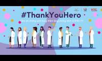 TikTok phát động Chiến dịch #ThankYouHero