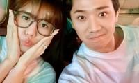 Hari Won tiết lộ Trấn Thành ăn liên tục, hát cả ngày khi cách ly