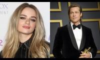 Người đẹp 21 tuổi đóng chung với Brad Pitt trong phim hành động