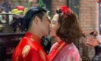 Hoàng Mập gây tranh cãi khi đăng ảnh Ngọc Lan hôn Thanh Bình