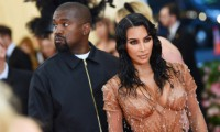 Kanye West chưa muốn về nhà với vợ con