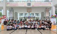Lock&Lock đồng hành cùng Saigon Children Charity trong ngày hội tiếng anh cho trẻ em khó khăn tại TP.HCM