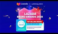 Lock & Lock lọt Top 5 thương hiệu bán chạy nhất trên Lazada trong năm 2020