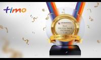 """Timo 3 năm liên tiếp được bình chọn là """"Ngân hàng số tốt nhất Việt Nam"""""""