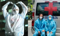 Việt Hương, Tóc Tiên gặp sự cố khi đi từ thiện