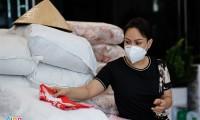 Việt Hương xin lỗi khi phát nhầm gạo mốc