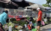 Xét nghiệm Covid-19 hàng tuần cho người bán hàng, làm việc tại các chợ