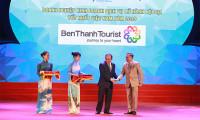 Benthanh Tourist 20 năm liên tiếp được vinh danh 'giải thưởng Du lịch Việt Nam'