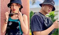 Puka và Gin Tuấn Kiệt nghi vấn đi du lịch chung, diện đồ đôi