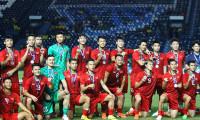 Việt Nam tăng hai bậc trên bảng xếp hạng FIFA